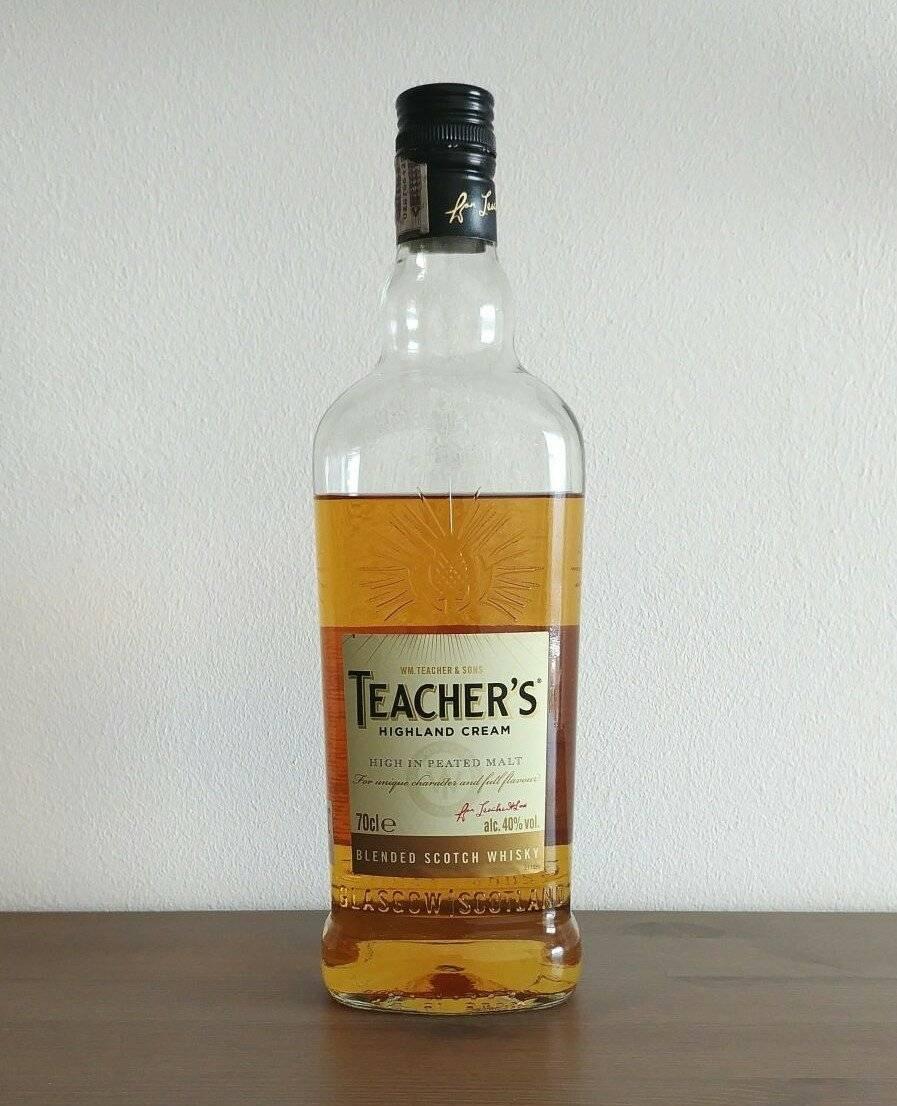 Виски teacher s highland — история алкоголя