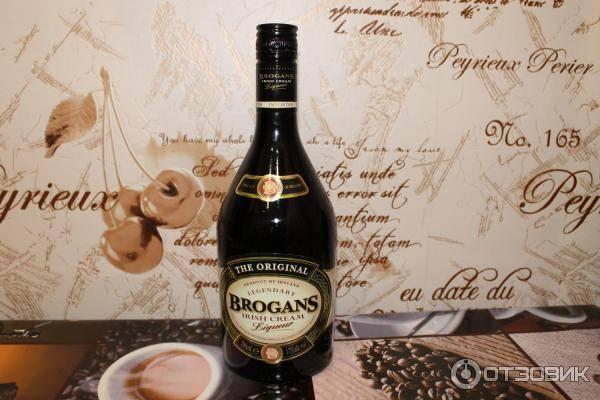 Ликер «броганс»: краткий обзор