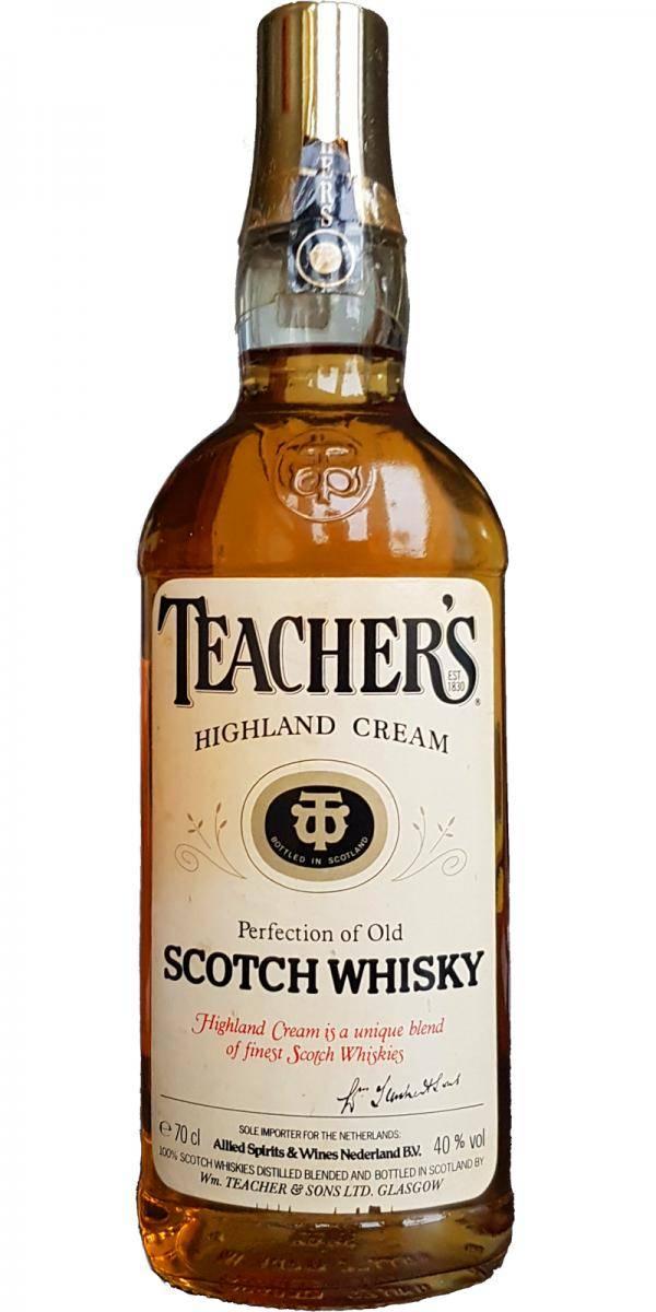Виски teacher's (тичерс) и его особенности