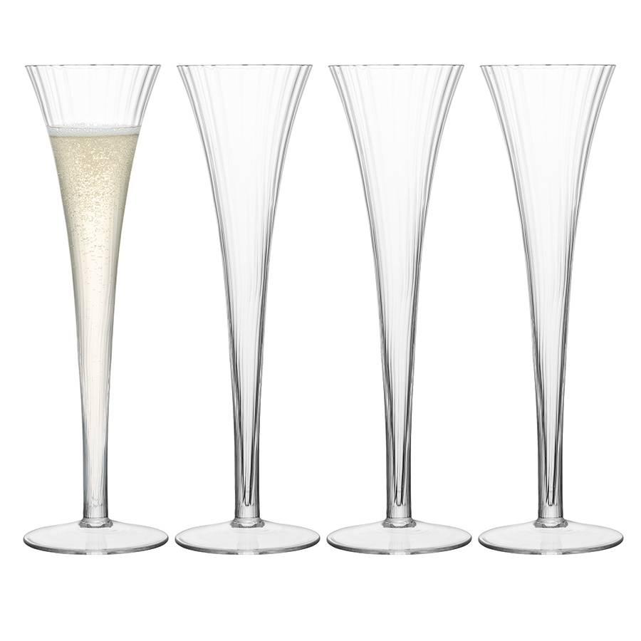 Широкий против длинного. вибираем бокал для шампанского