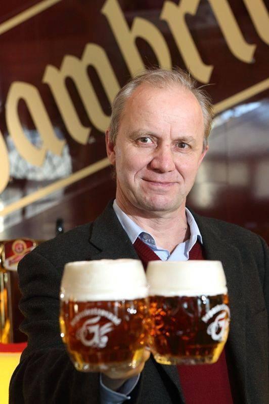 Король гамбринус: изобретение пива, история пивоварни gambrinus и сорта пива