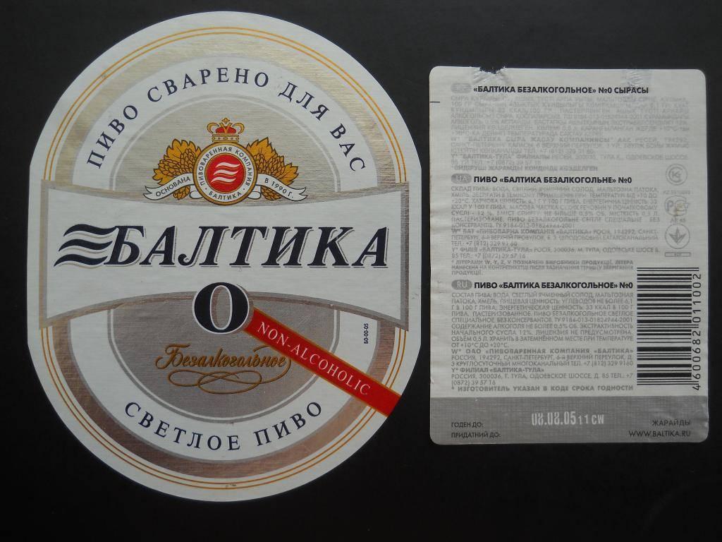 Правда или вымысел: есть ли алкоголь в безалкогольном пиве