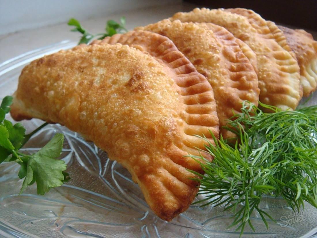 """Чебуреки """"ссср"""" – кулинарный рецепт"""