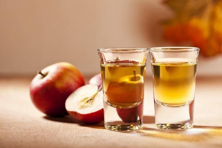 Популярный рецепт наливок из яблок для домашнего использования