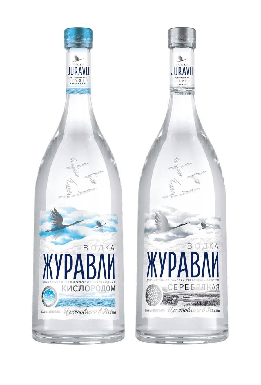 """Водка """"журавли"""": описание, цена и отзывы"""