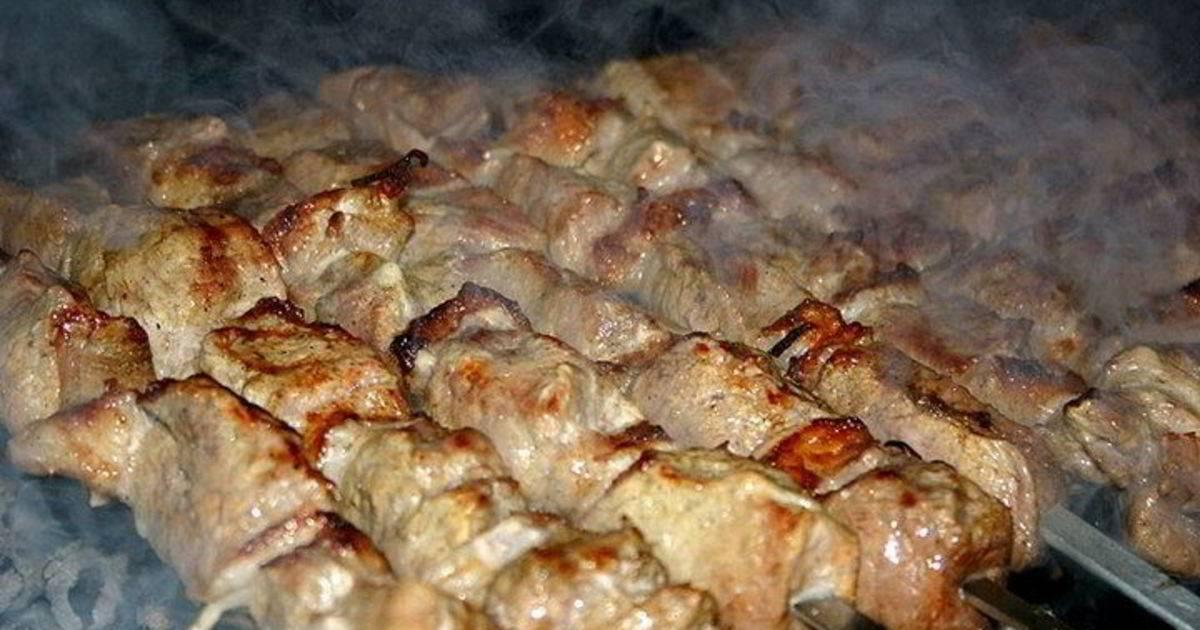 Самые вкусные маринады для шашлыка из свинины: будет сочно