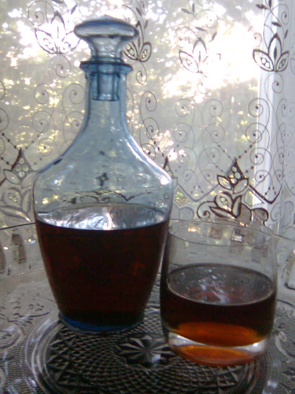 Делаем коньяк из вина в домашних условиях