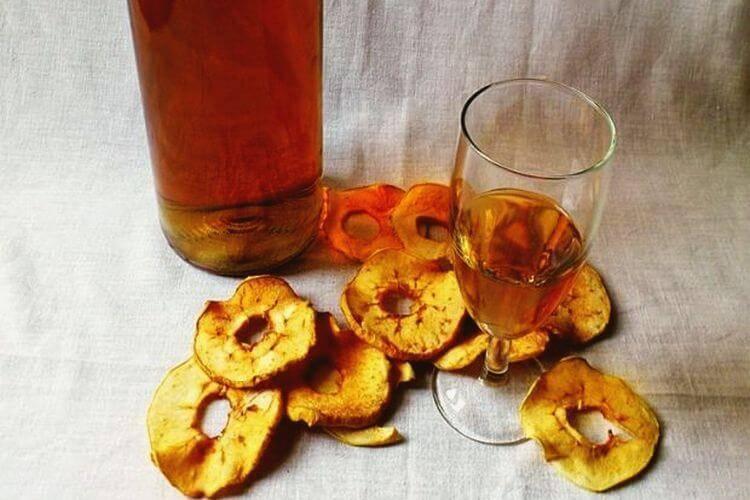 Рецепты яблочных наливок в домашних условиях