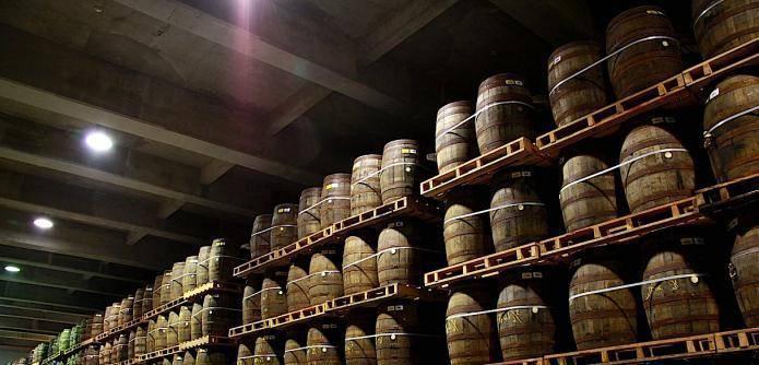 Из чего делают виски? технология его производства