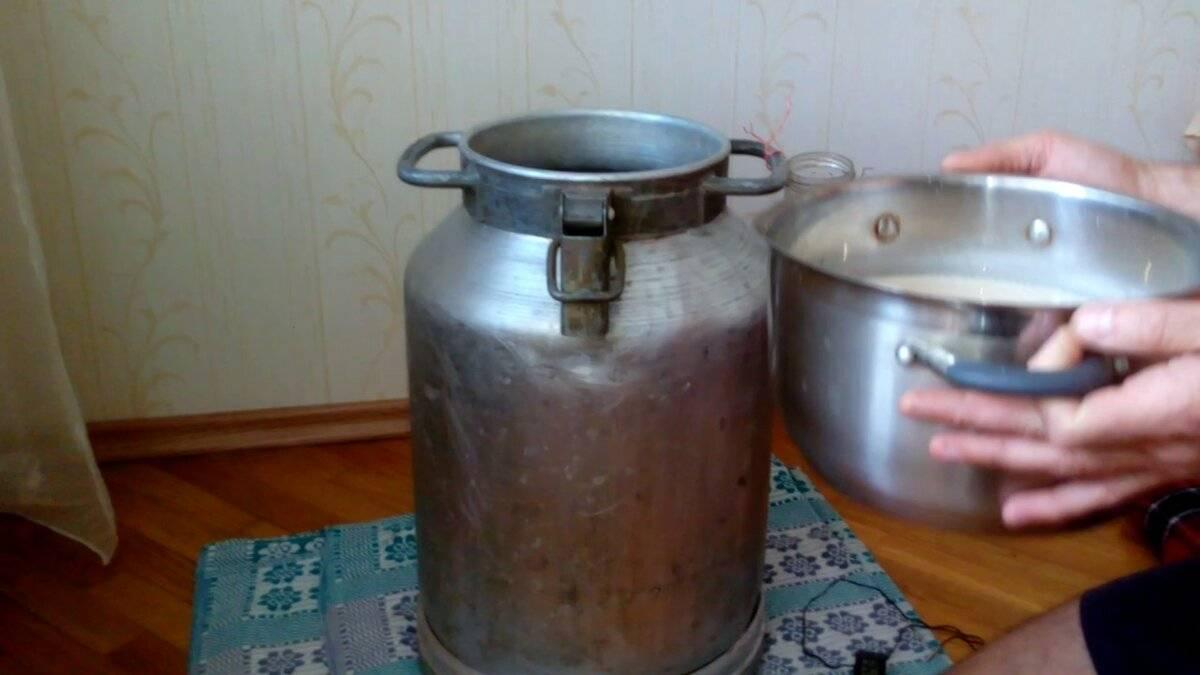 Приготовление самогона из сахара и дрожжей