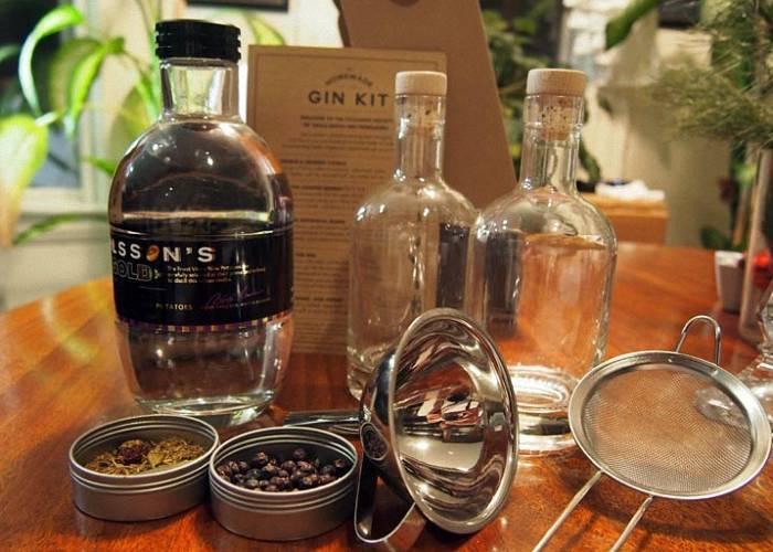Джин домашний: особые рецепты, польза, как пить и чем закусывать, фото, видео