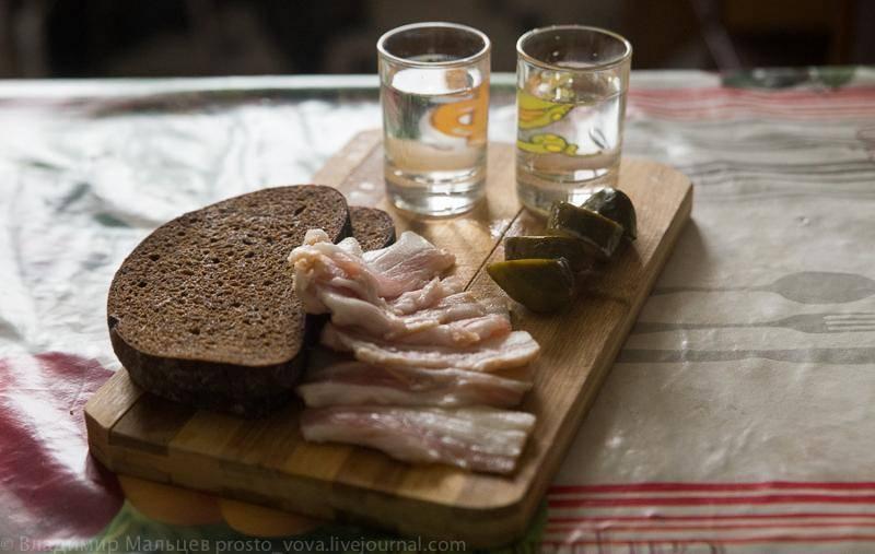 Рецепты пшеничной водки