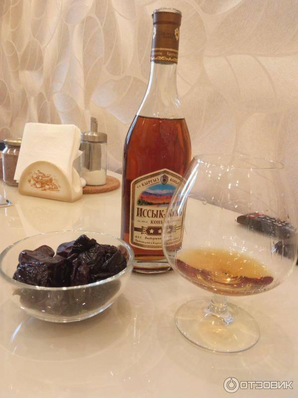 Киргизский коньяк: специфические особенности, преимущества и вкусовые качества