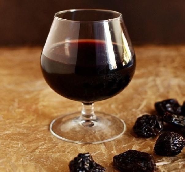 Настойка самогона на черносливе – рецепт