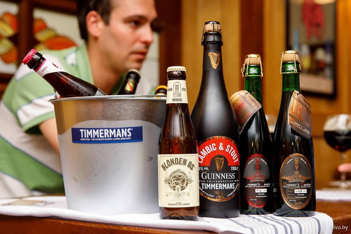 Пиво ламбик: особенности технологии и вкуса, виды