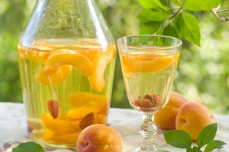 Наливка из абрикосов – 4 рецепта с фото на водке, спирту, самогоне