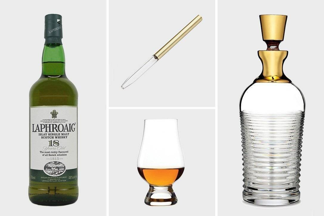 С чем правильно пить виски