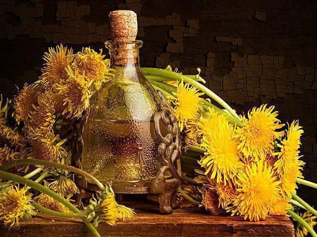 Вино, ликер, настойка из одуванчиков: 3 рецепта в домашних условиях
