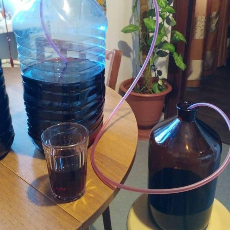 Способы осветления темных и светлых вин в домашних условиях