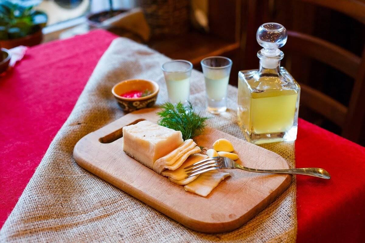 Рецепты приготовления хреновухи