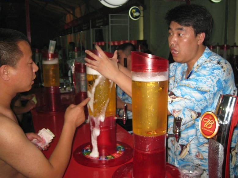 4 знаменитых китайских пива циндао, яньцзин, сюэхуа, харбин