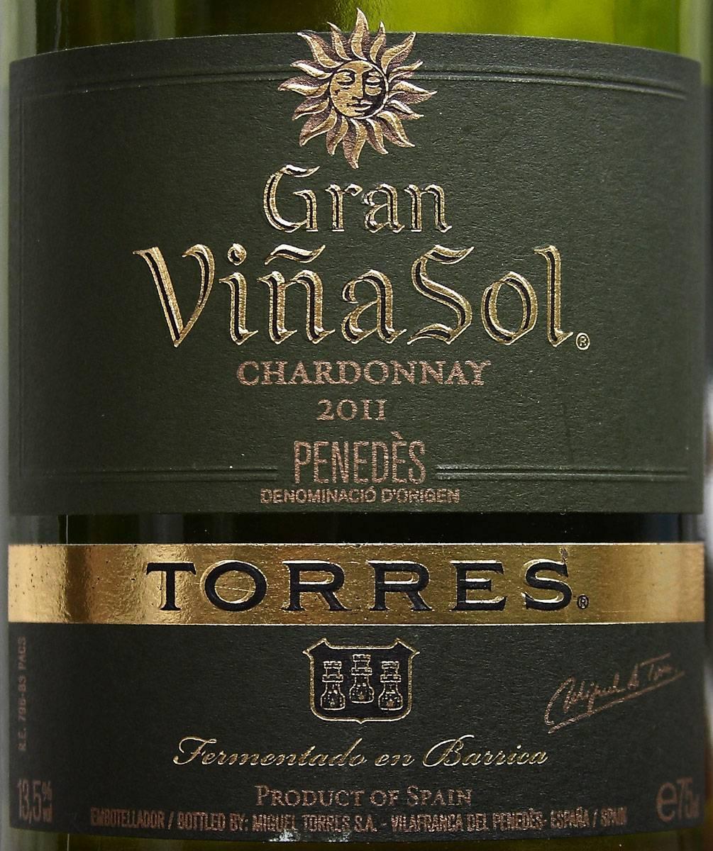 Вина торрес (torres). испанские вина: названия, отзывы