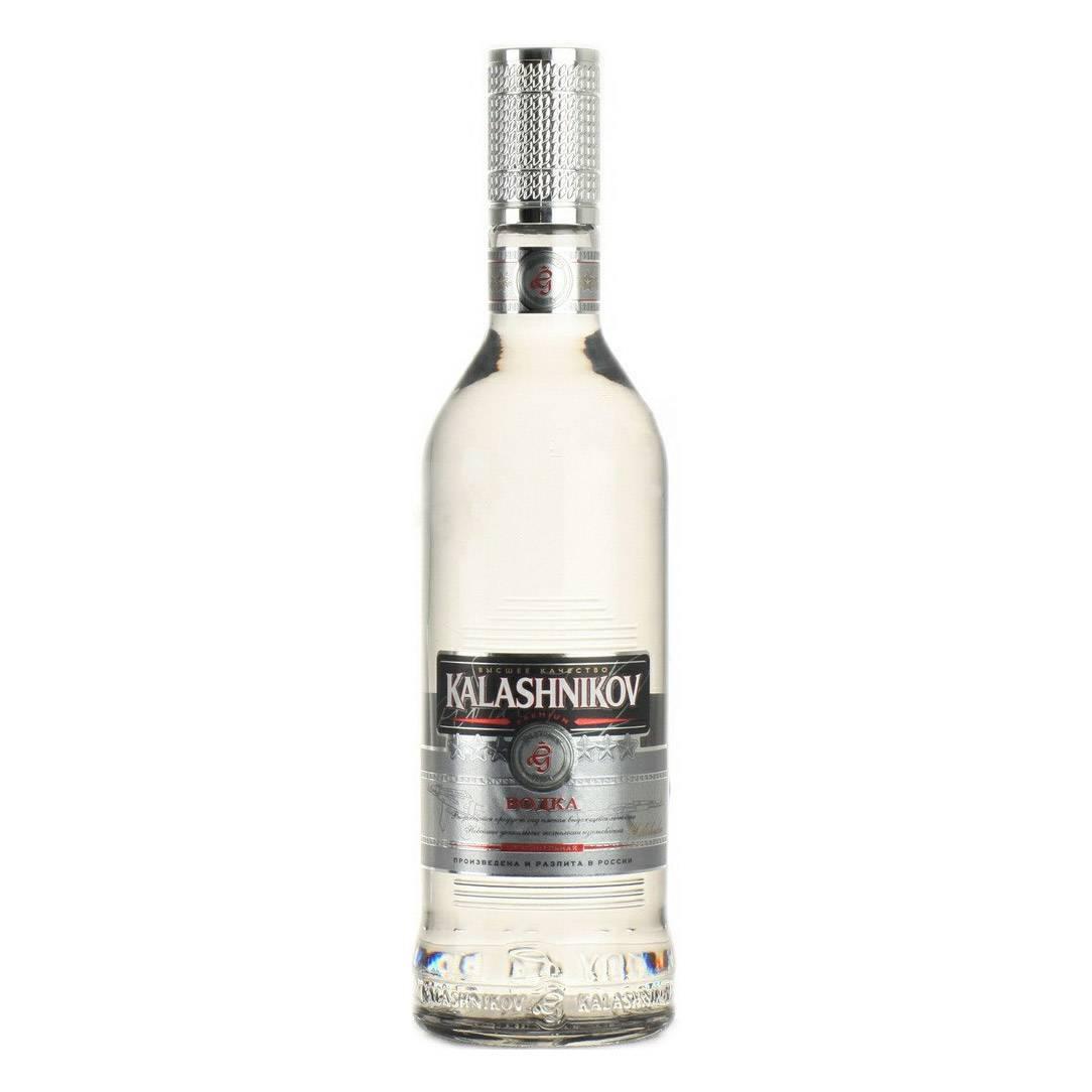 Водка калашников - что это за водка, оригинальная бутылка, описание вкуса и цвета (80 фото)