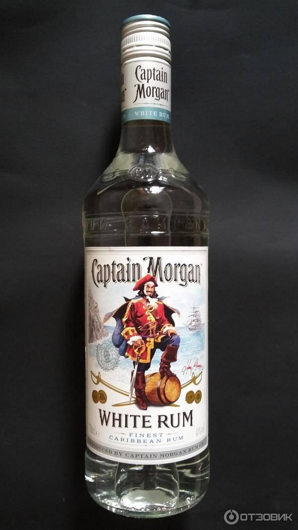 Ром капитан морган: обзор, история, с чем и как пить + 5 рецептов коктейлей