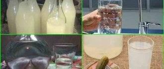 Как очистить от запаха самогон: способы и советы