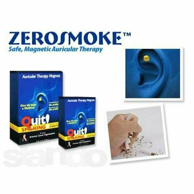 Магниты от курения zerosmoke и другие биомагниты против курения