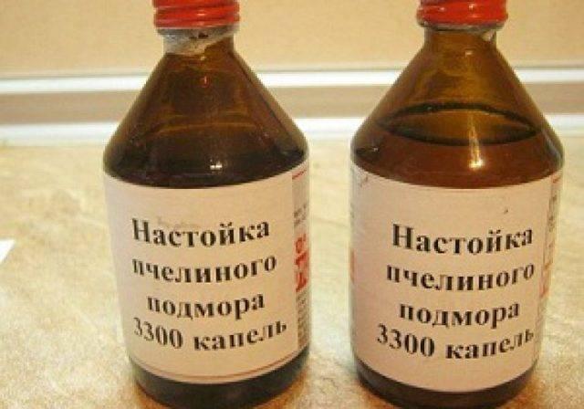 Подмор пчелиный: настойка на спирту, водке - как принимать, что лечит, рецепт