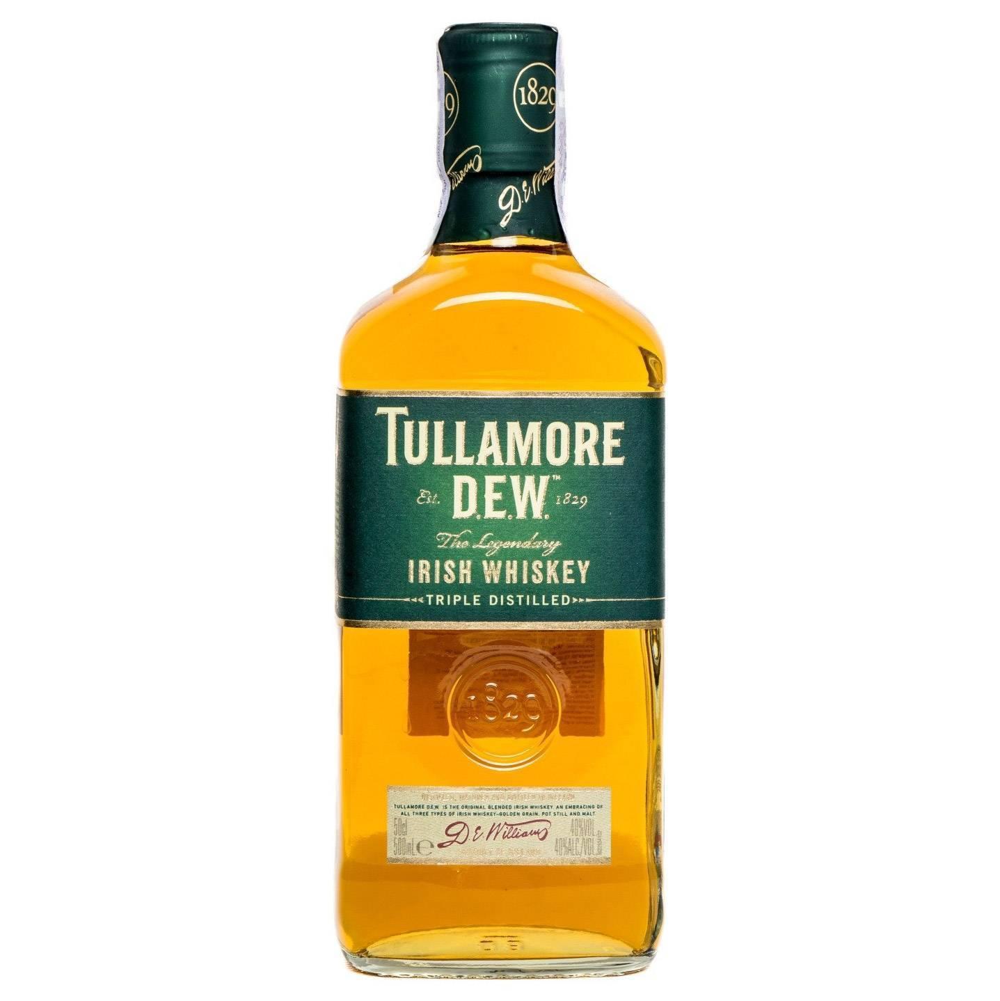 Tullamore dew: ирландский виски талламор дью, описание, виды, особенности употребления