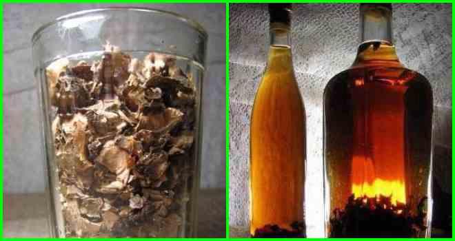 Настойки на перегородках грецкого ореха приготовление на самогоне