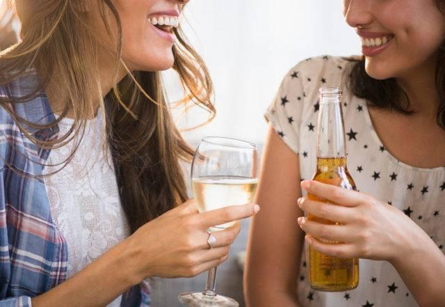 Алкоголь расширяет или сужает сосуды, разбор всех возможных случаев