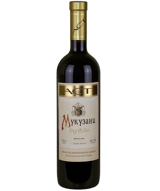 Вино Мукузани — напиток с грузинским характером