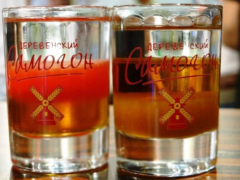 Элитные напитки приготовленные из самогона – как правильно пить