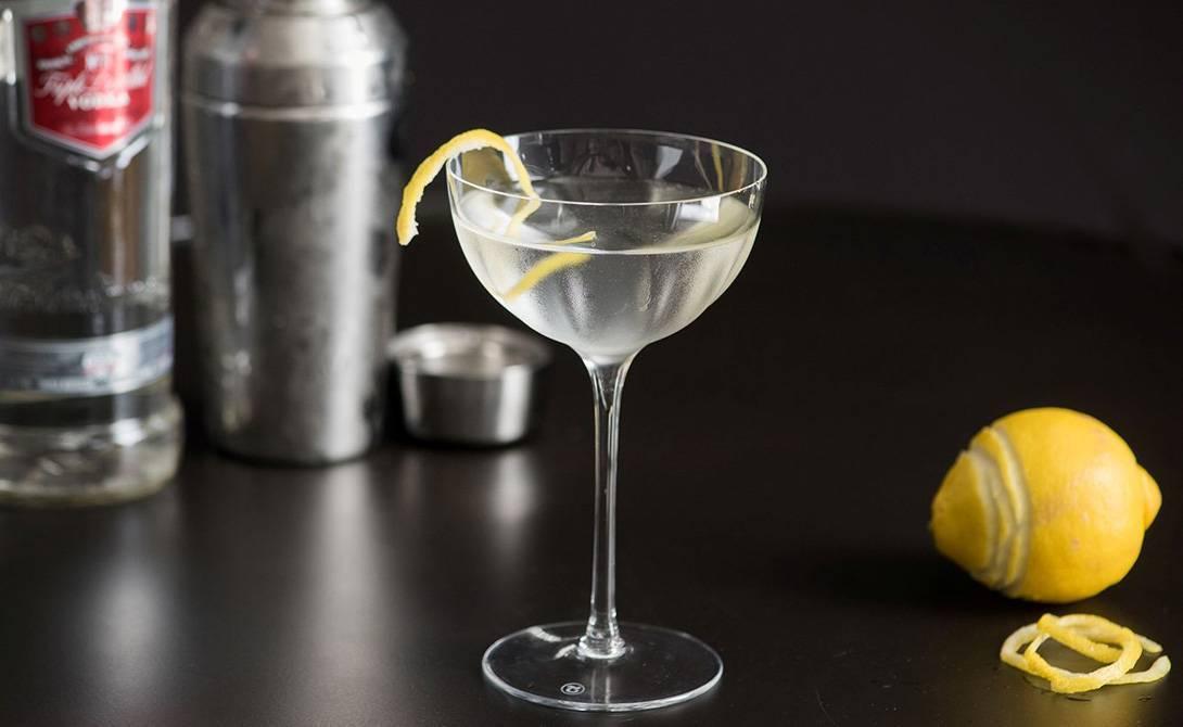 Как сделать коктейль Джеймса Бонда в домашних условиях