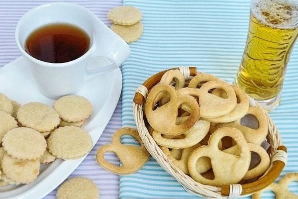 Печенье на пиве