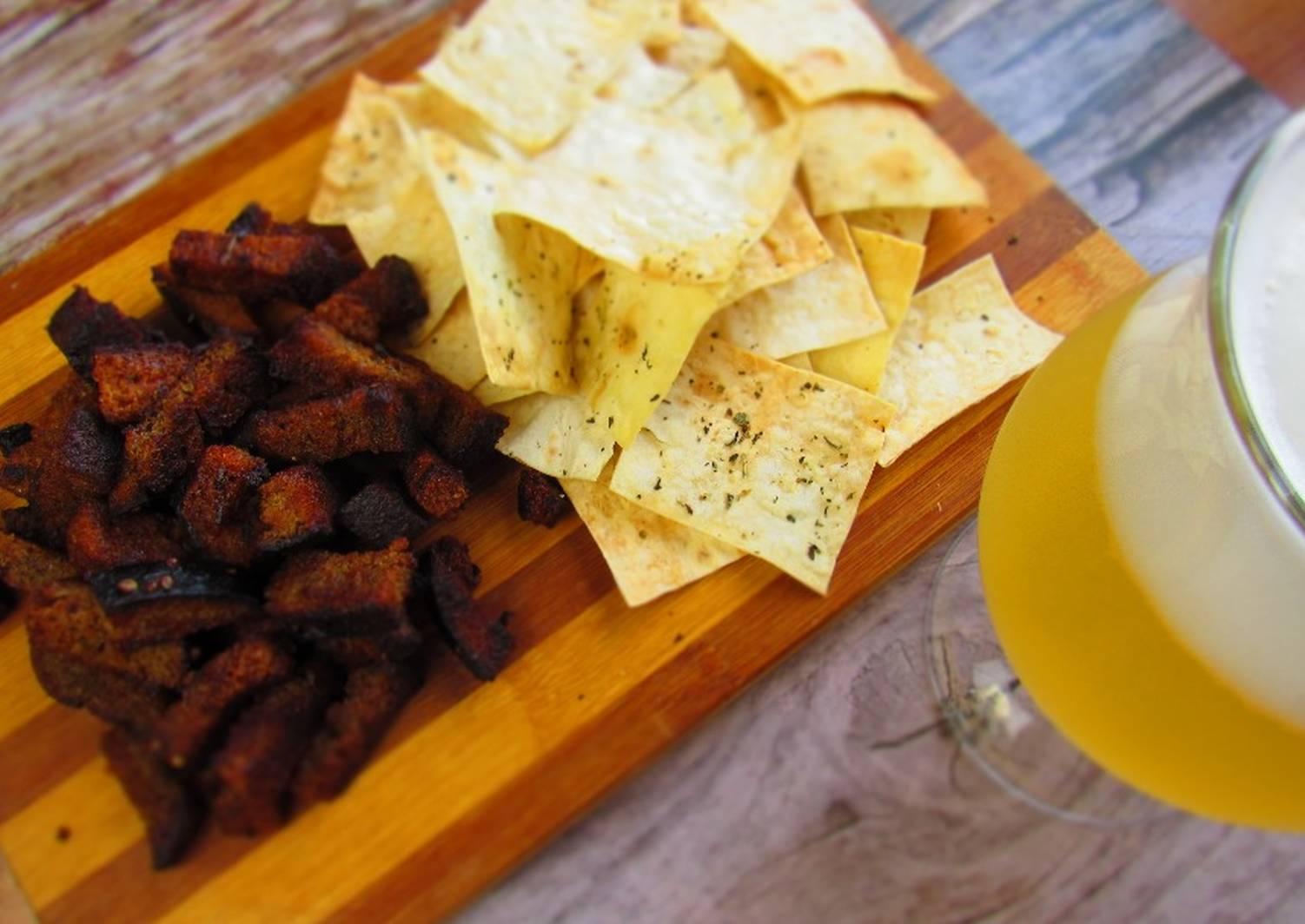 Вкусные закуски к пиву: приготовление в домашних условиях