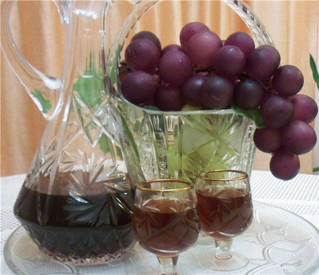 Настойка из сливы: как сделать сливовую наливку в домашних условиях