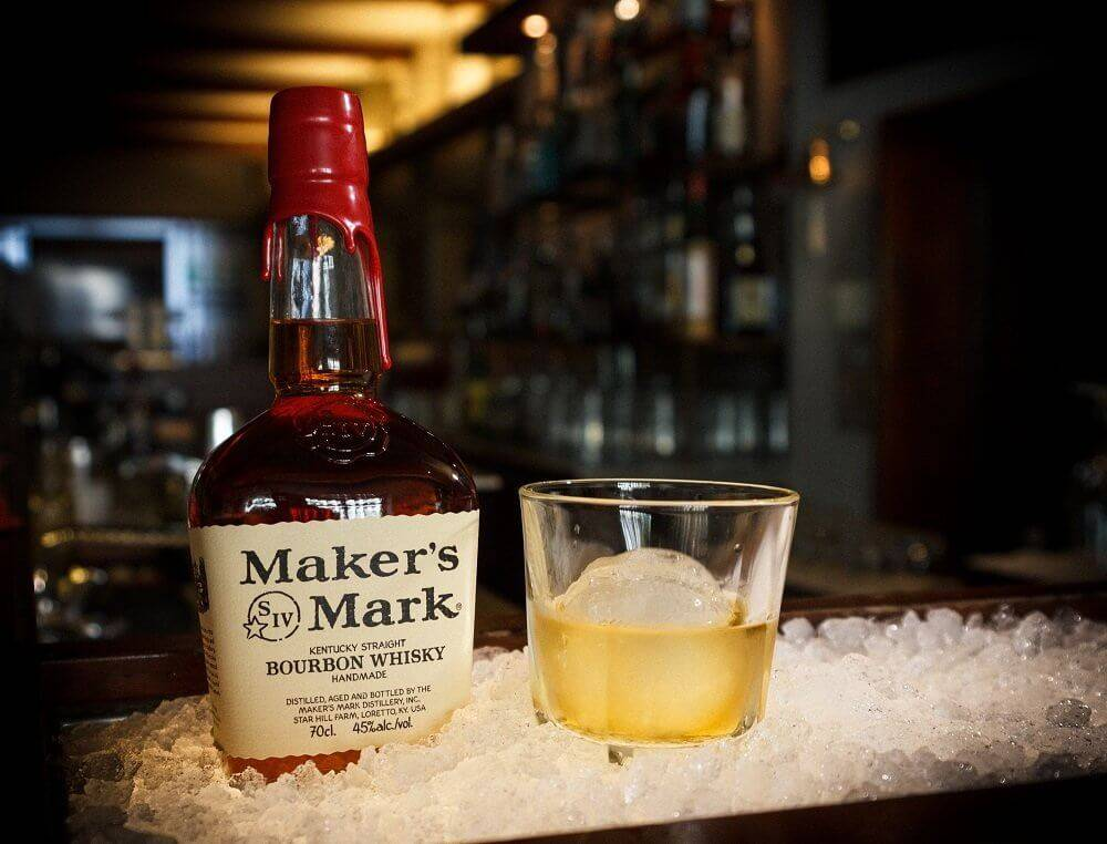 Виски maker's mark - король бурбонов?