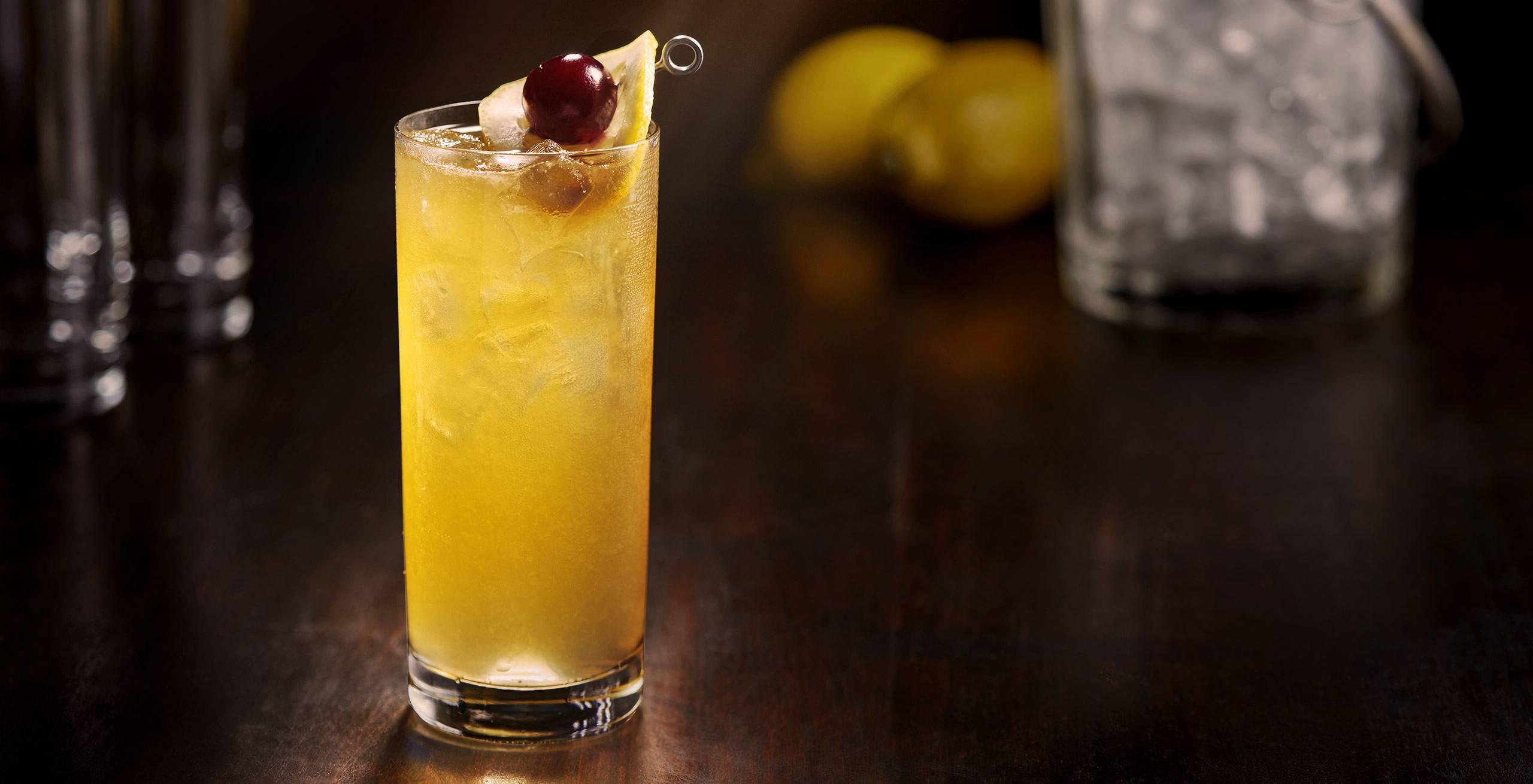 Джон коллинз коктейль — история алкоголя