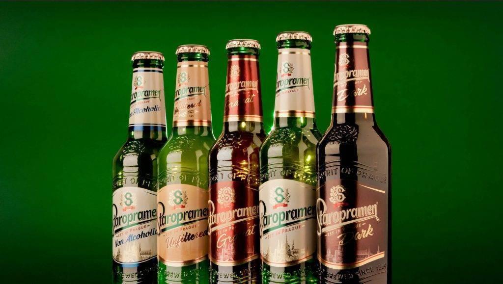 Чешское пиво, его история, сорта, виды и марки