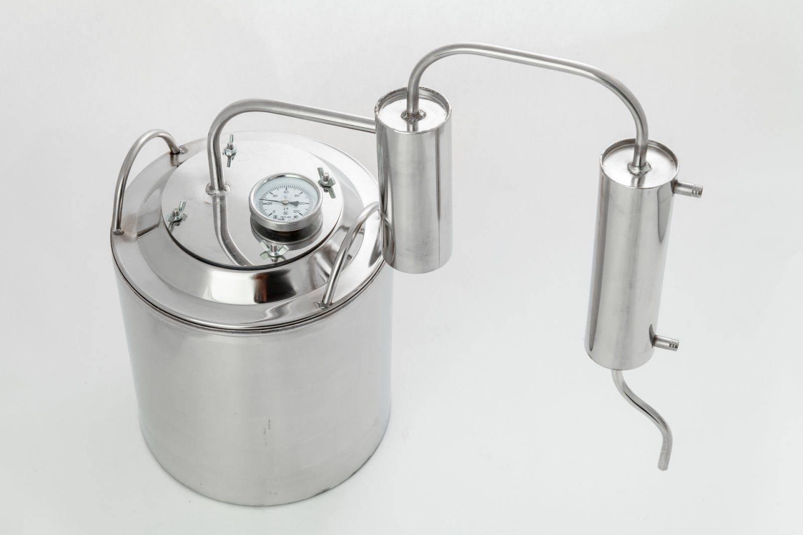 Самогонный аппарат без проточной воды: какой лучше выбрать, отзывы