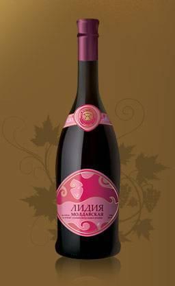 Домашнее вино из винограда сорта «лидия»
