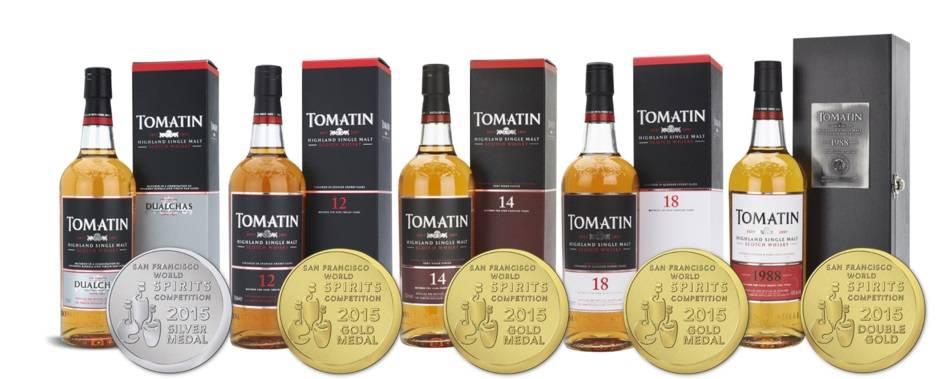 Обзор виски Tomatin (Томатин)