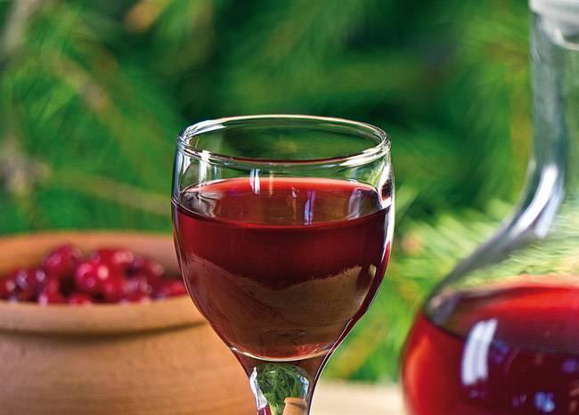 15 рецептов клюквы (настойки, водка, спирт, морс) +отзывы