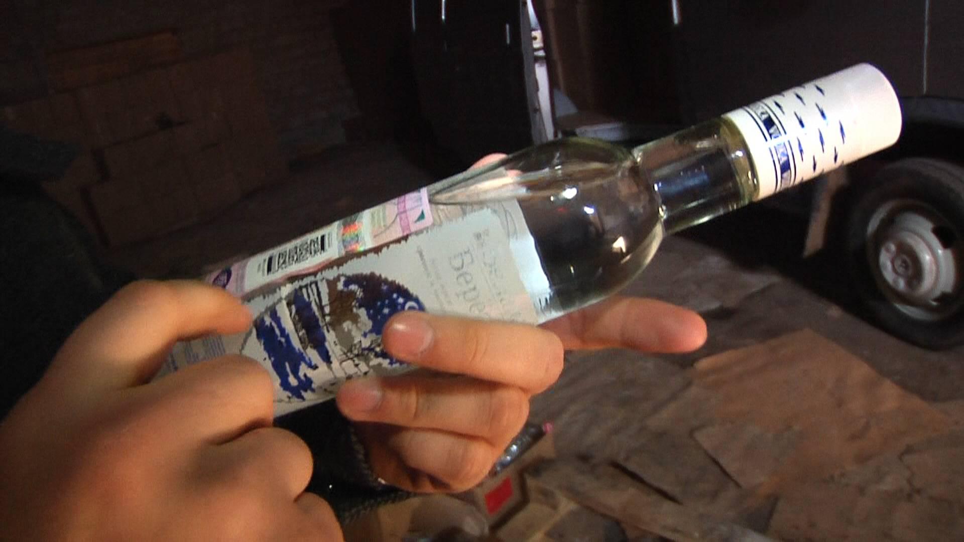 Как проверить водку в домашних условиях?