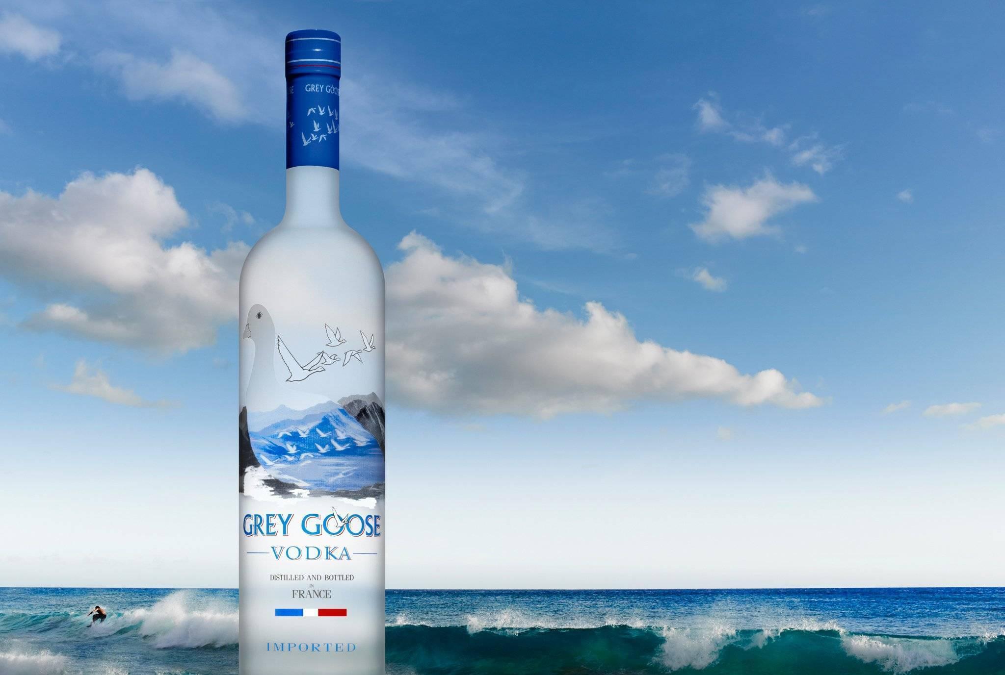 Водка «grey goose», limited edition «riviera», 0.7 л — «грей гуз», лимитед эдишн «ривьера», 700 мл