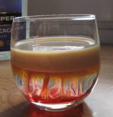 """Коктейль """"медуза"""": рецепт приготовления"""
